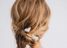 Pics à cheveux Grace Ivoire