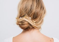 Gold Riviera Hair Pin
