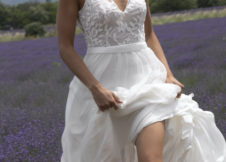 Dress Gary_Wedding dress_Marie Laporte