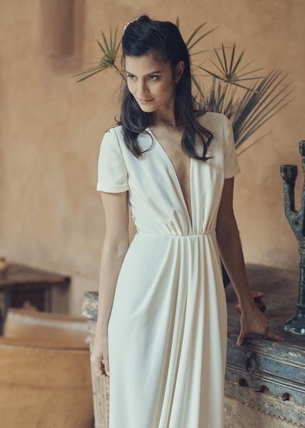 Milton Dress - Laure de Sagazan