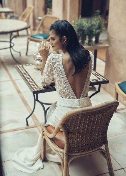 Pyrénées Dress - Laure de Sagazan