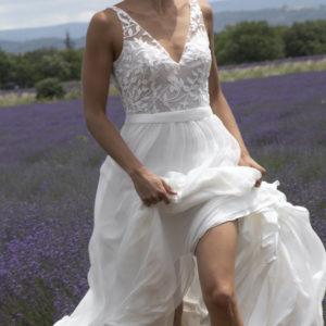 Robe Gary_Robe de mariée_Marie Laporte