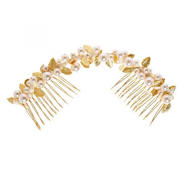 Peigne Riviera & Gold XL