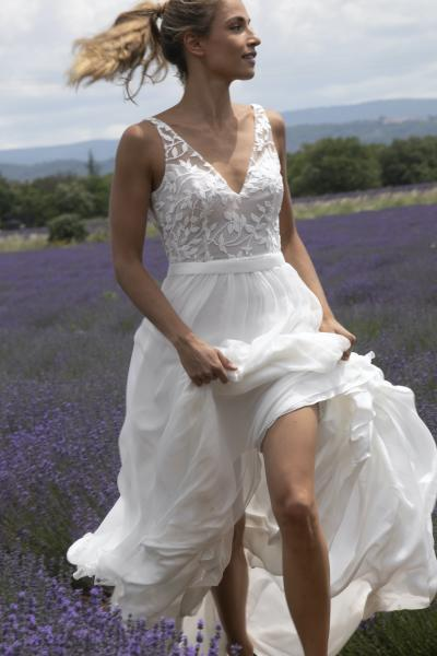 Dress Gary_Wedding dress_Marie Laporte